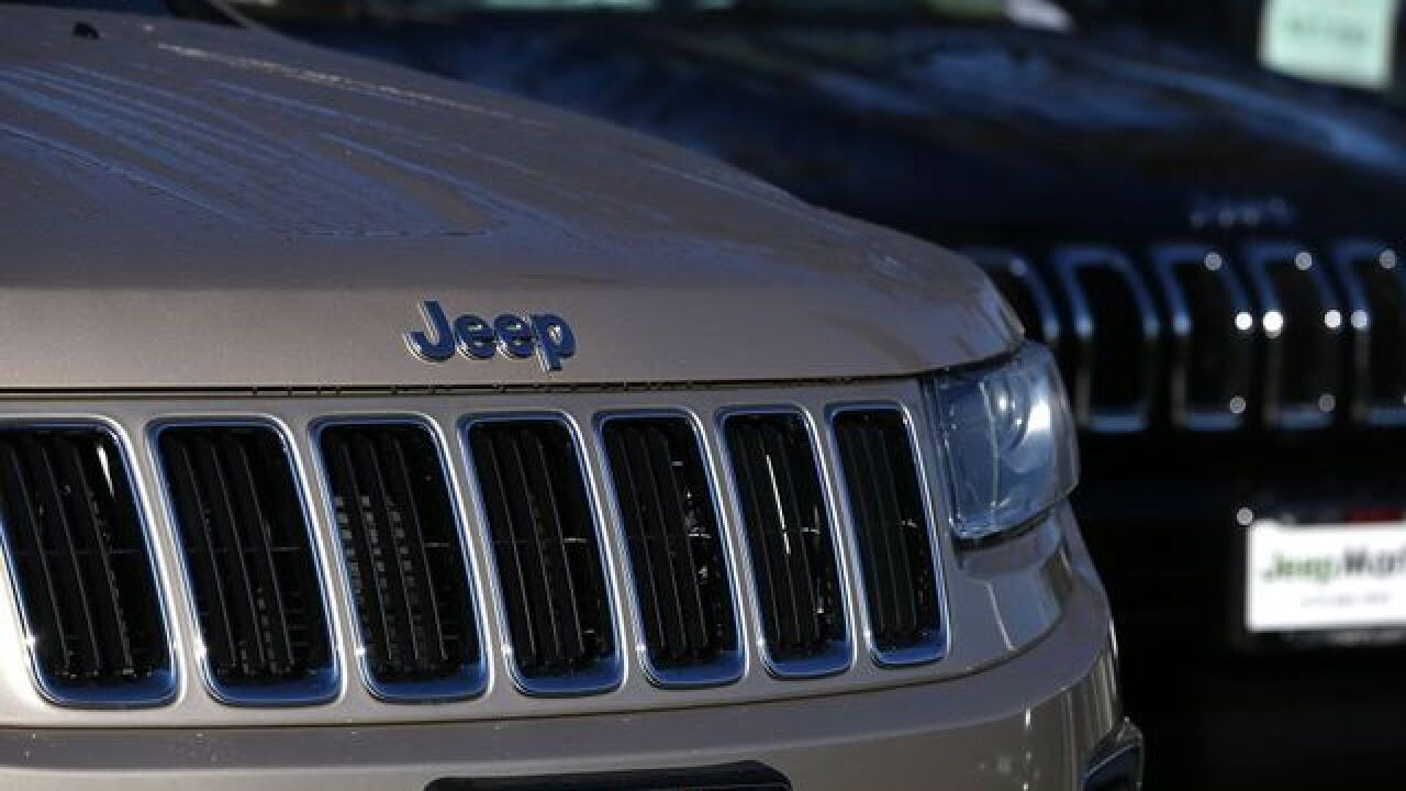 Chrysler gearshift issue blamed for 266 crashes, 68 injuries