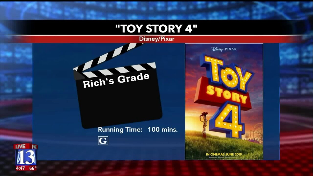 Rich's review: Toy Story 4 meets high Pixarexpectations