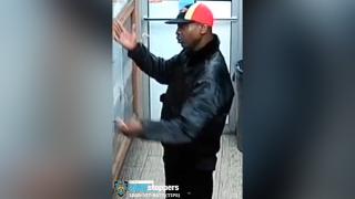 NYPD Suspect