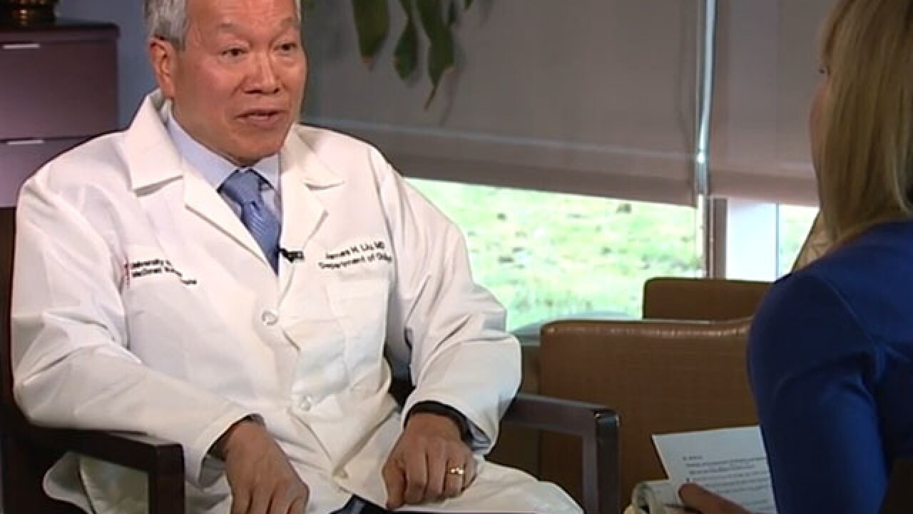 Doctor discusses OH fertility clinic malfunction