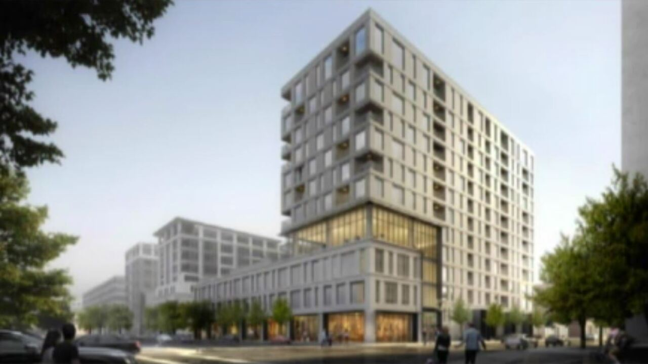 Penn_Apartment_Complex