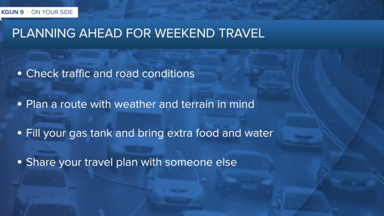 AZ DPS Travel Tips