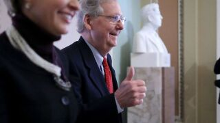 Senators reach a deal on emergency border funding