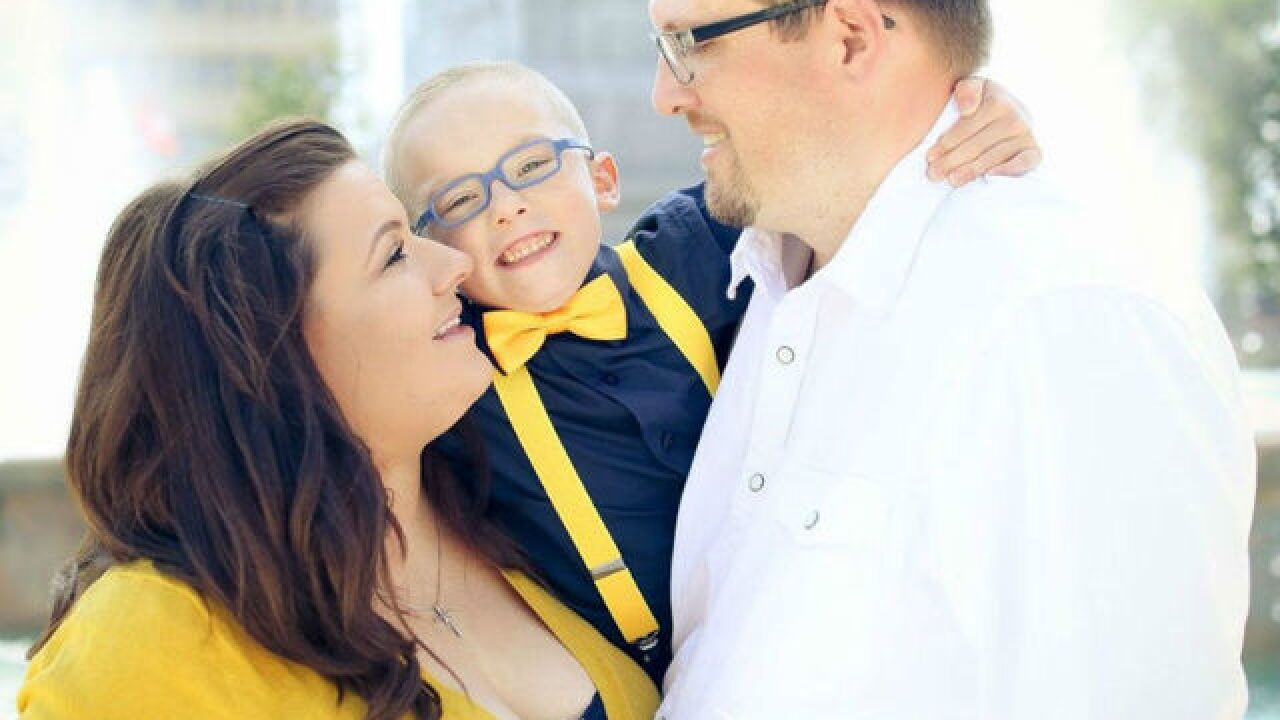 CALL 6: Danville couple officially adopts son