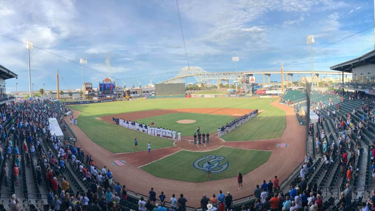 $3 million package of investments announced for Whataburger Field