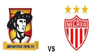 Torneo Apertura 2014 Ascenso MX: Coras Tepic vs. Necaxa