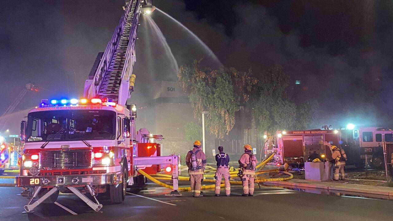 Courtesy: Phoenix Fire Department