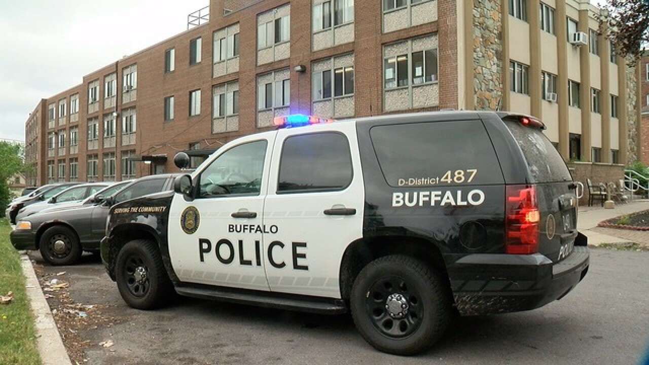 Man dies trying to escape Buffalo nursing home