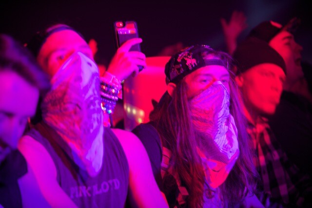 Crazy fans of Decadence 2016 fill up the Convention Center