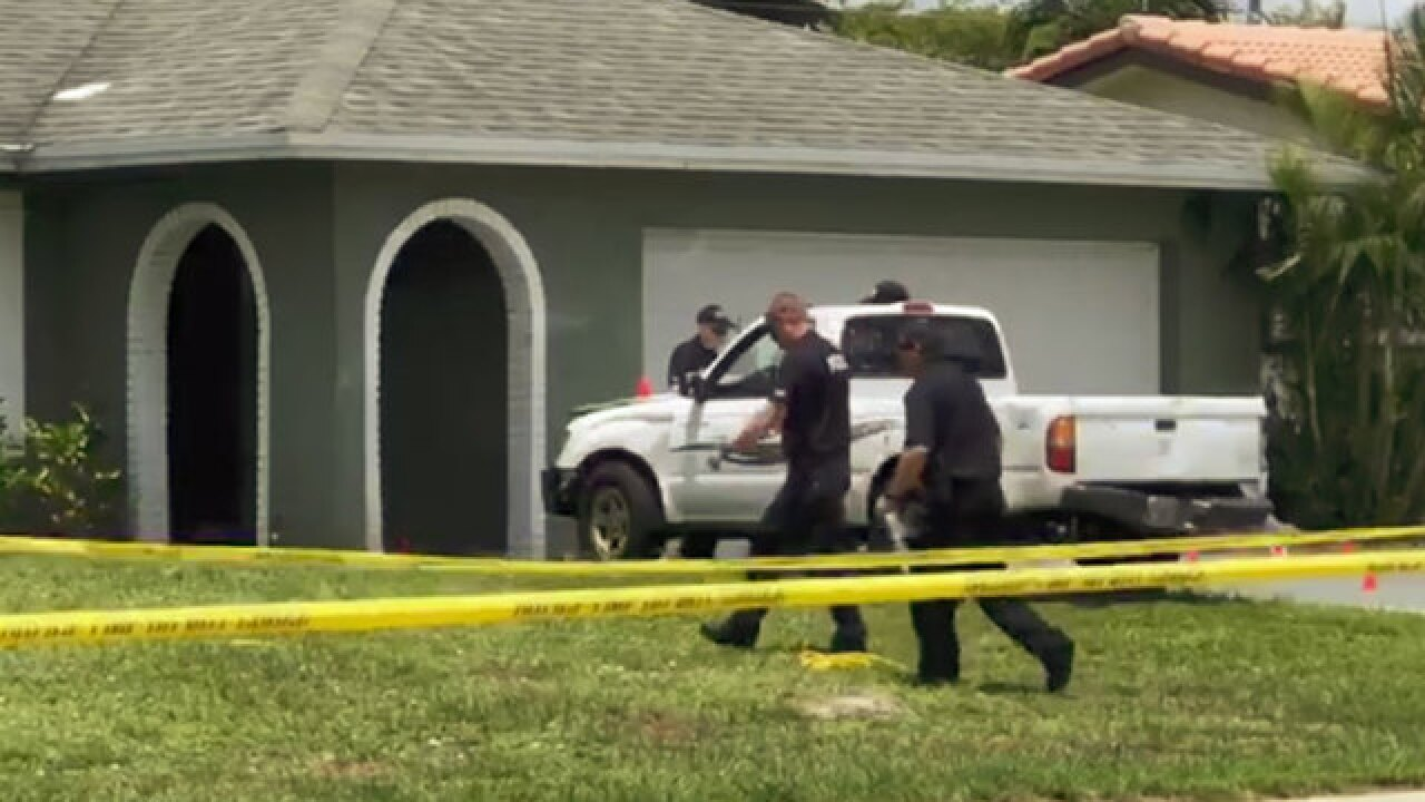 Police fatally shoot armed man in Delray Beach