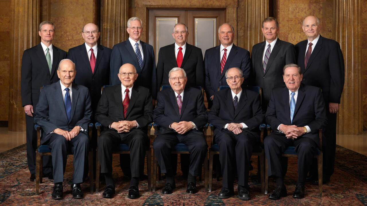 LDS church leaders congratulate President-Elect Donald Trump