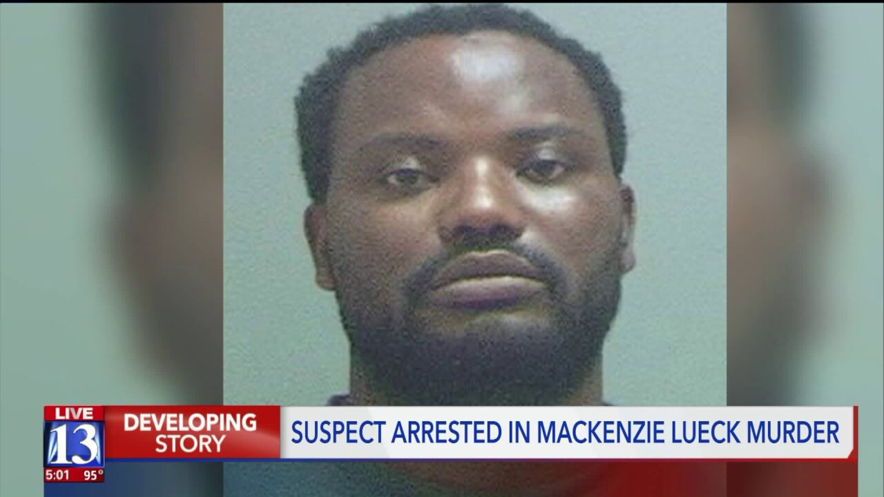 Man arrested on suspicion of aggravated murder, kidnapping in disappearance of MacKenzieLueck