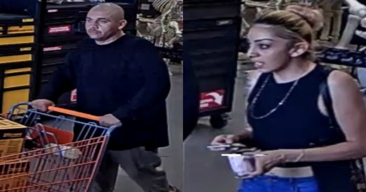 Police: Home Depot employee threatened with gun after