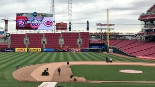 Great American Ball Park offers new views and places for brews