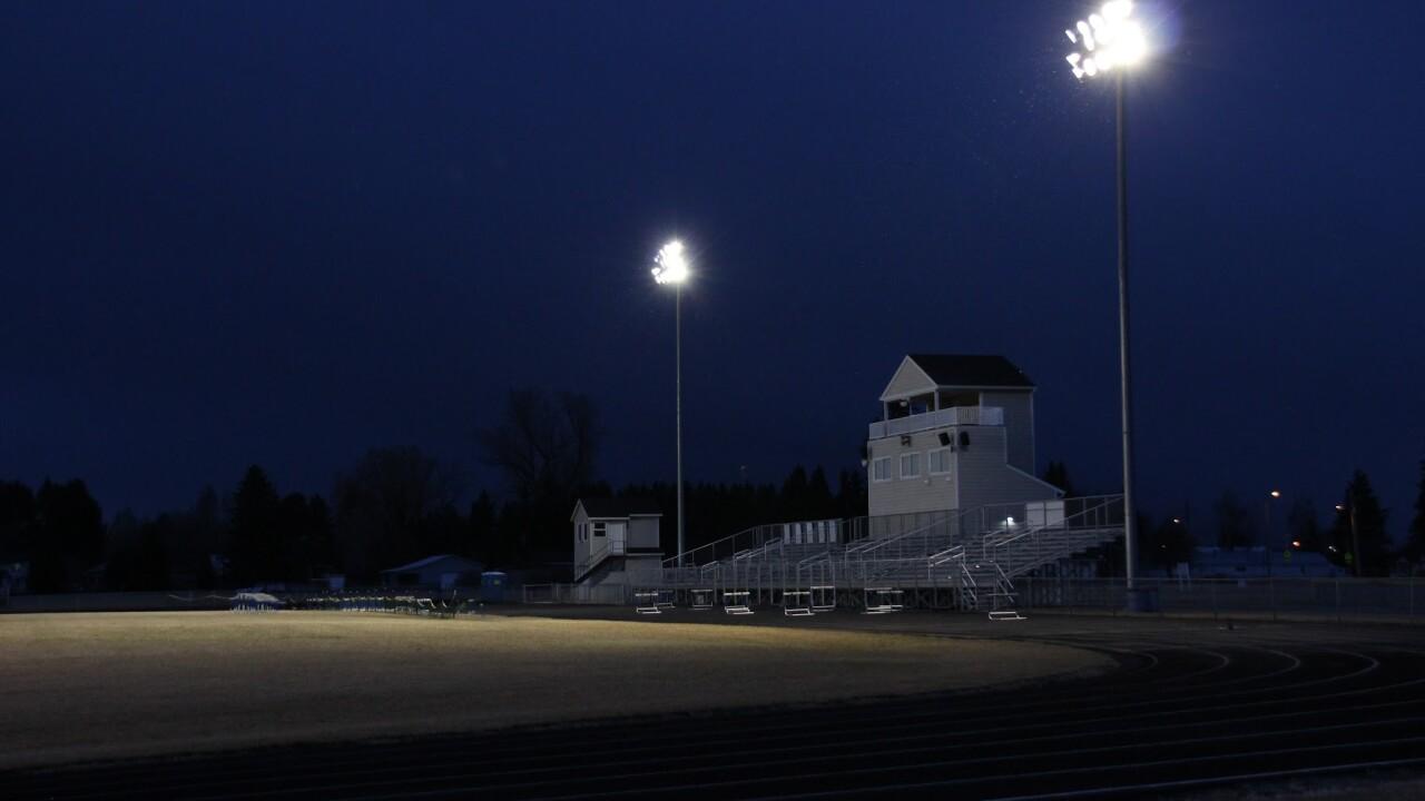 Corvallis football field