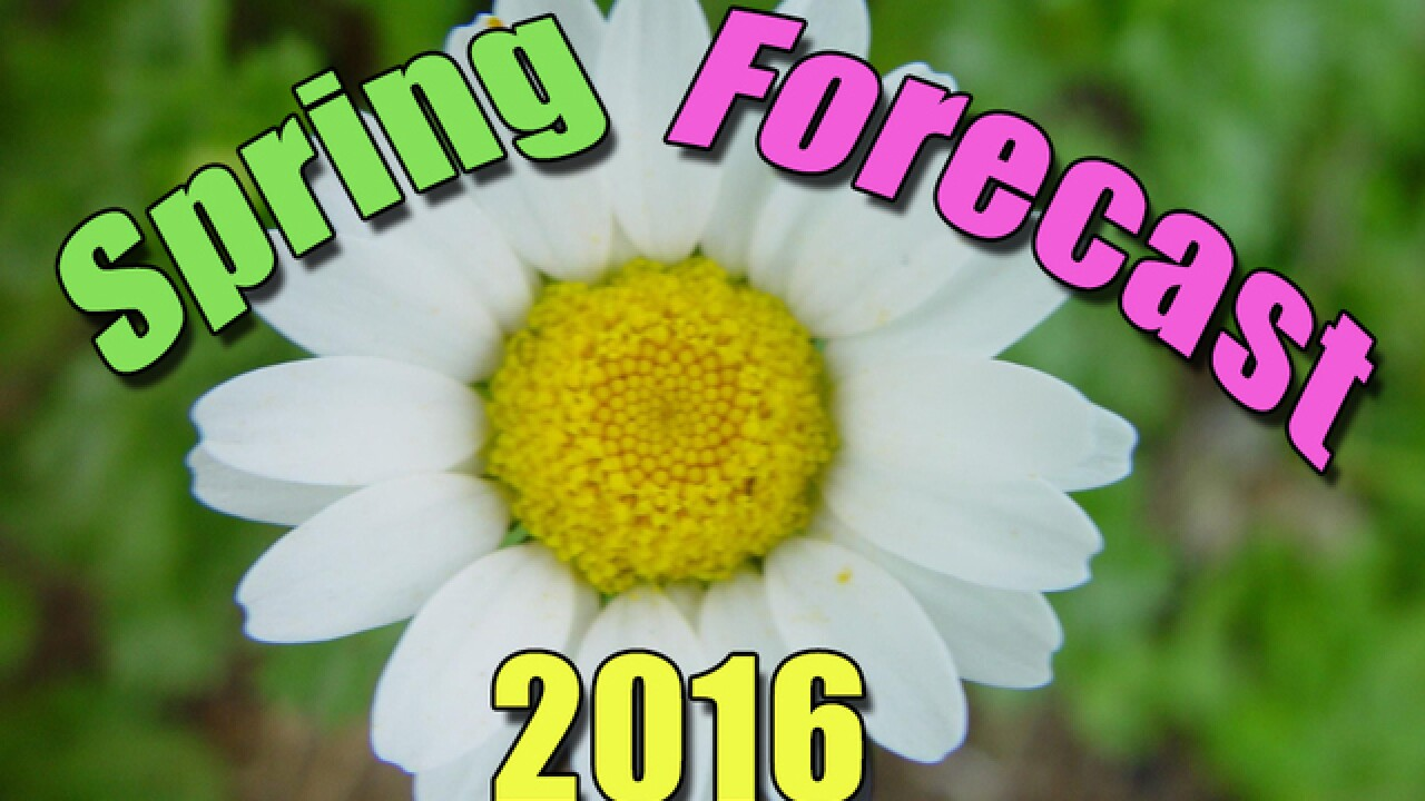 WATCH: What can we expect in spring 2016