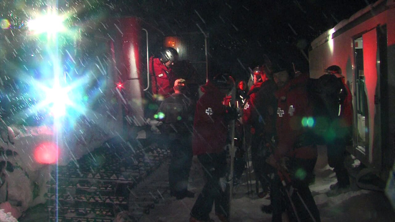 Missing backcountry skiers found alive in Cache County