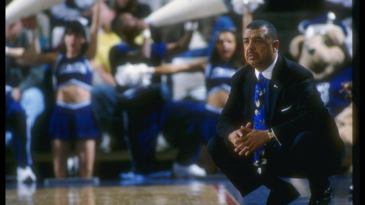Former ODU coach Jeff Capel Jr. battlingALS
