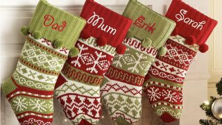 Best Personalized Christmas Stocking 2020
