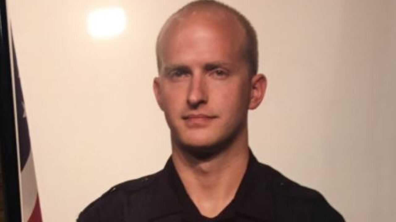 Provo police officer shot, killed by wanted fugitive Saturday identified