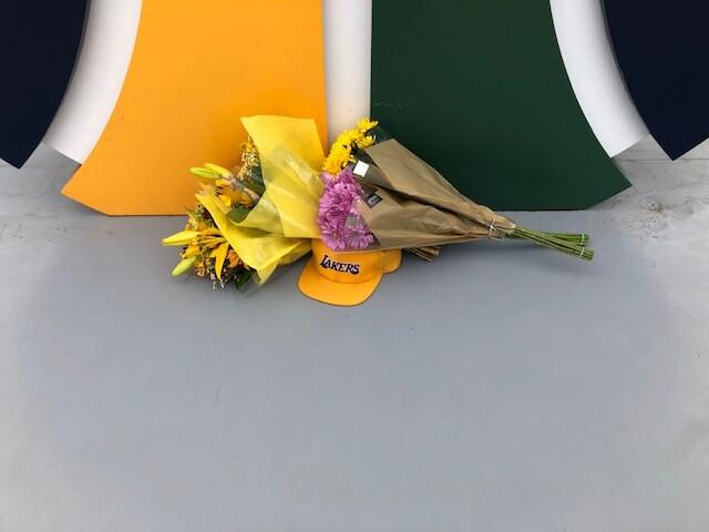 Photos: Kobe Bryant remembered by Utah basketballcommunity
