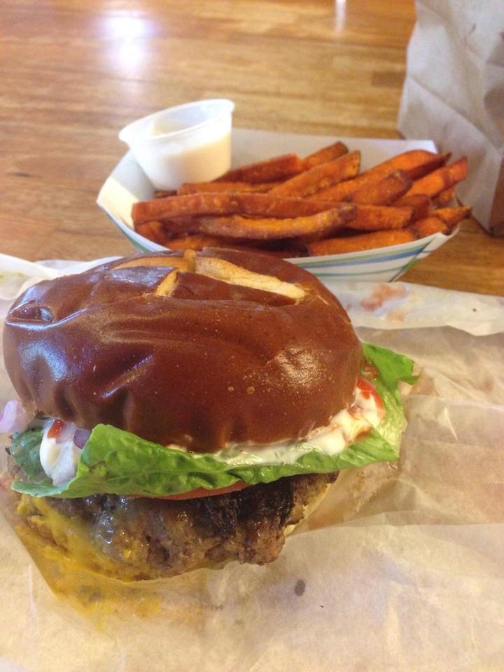 Photos: North Carolina burger joint named best burger inUS