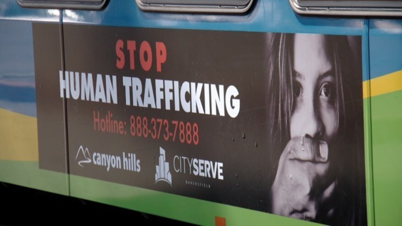 Local ministry raising funds to fight human trafficking