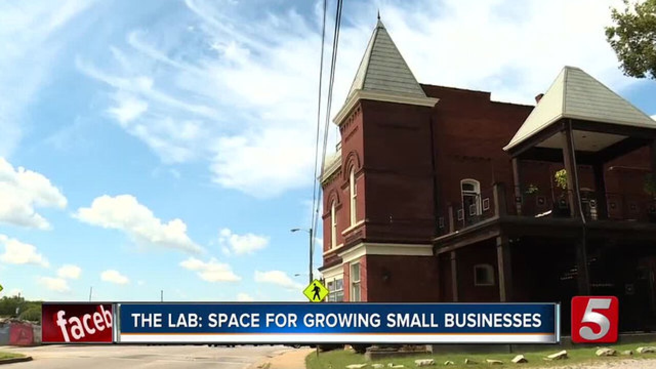 'The Lab' Opens In North Nashville