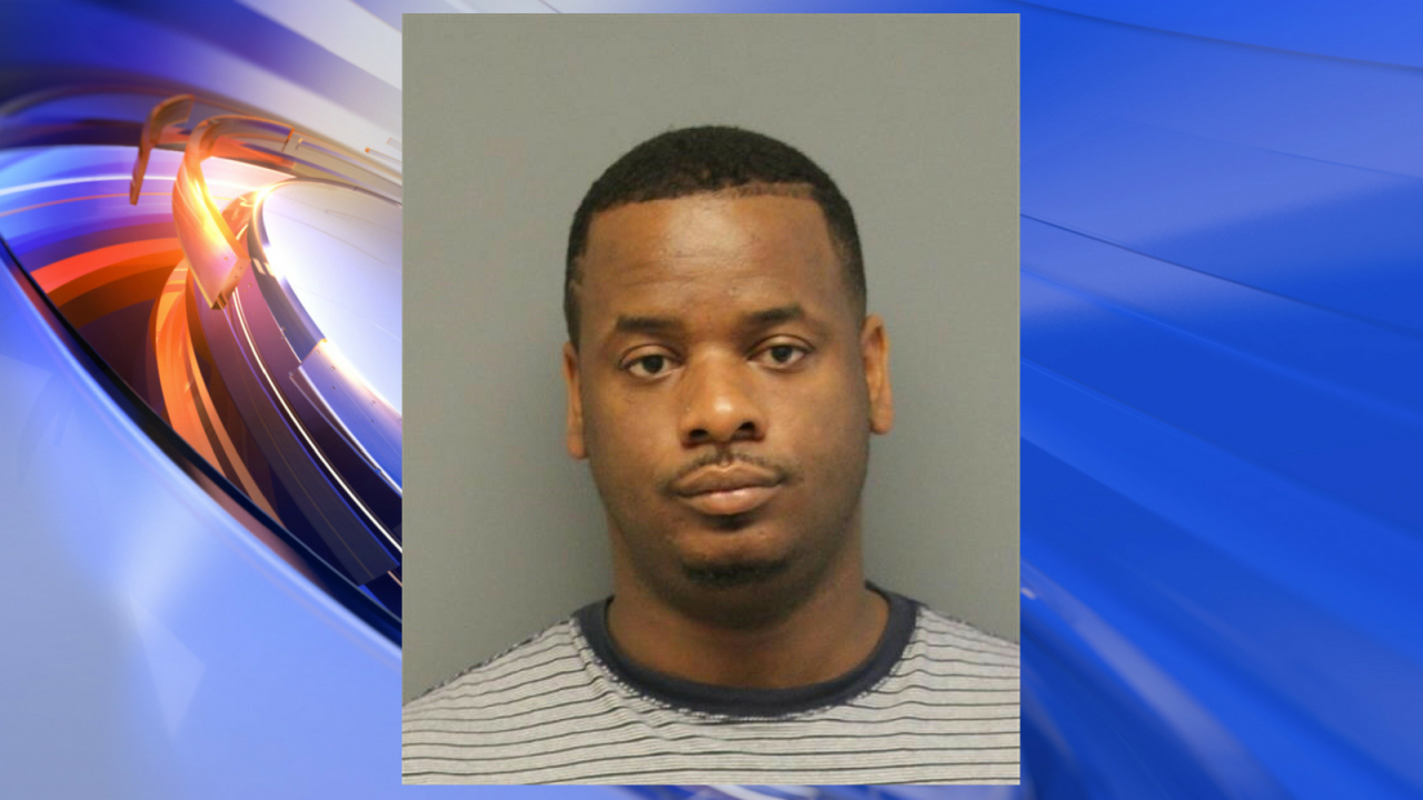 Newport News man arrested after throwing concrete block through victim's window