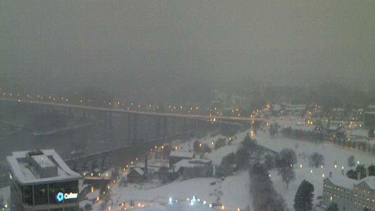 Winter storm cancels 100-plus flights at Richmond InternationalAirport