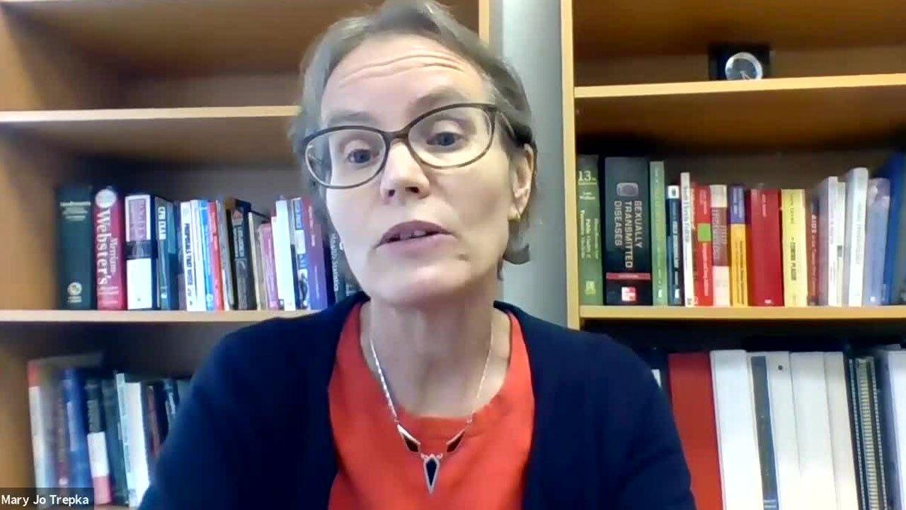 Mary Jo Trepka, Florida International professor