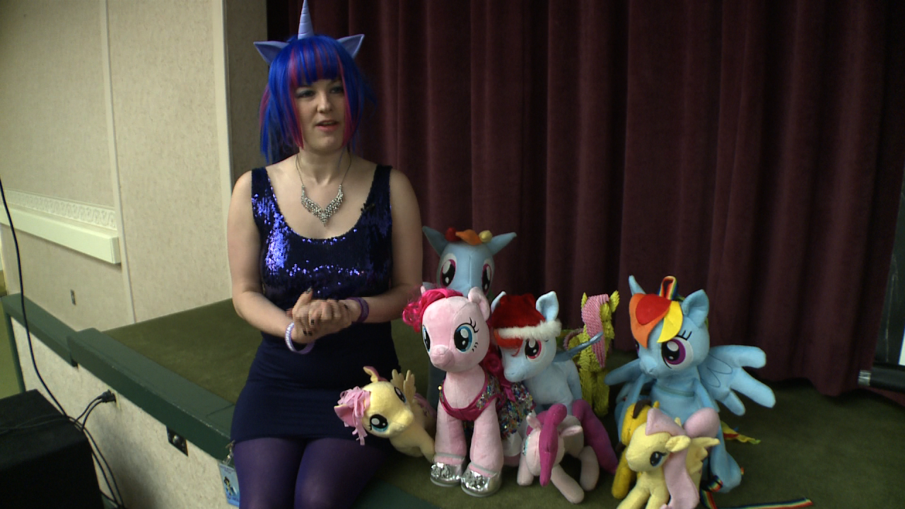 Bronies celebrate all things 'My Little Pony'