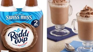 Reddi-Wip Has New Hot Cocoa-Flavored Whipped Topping