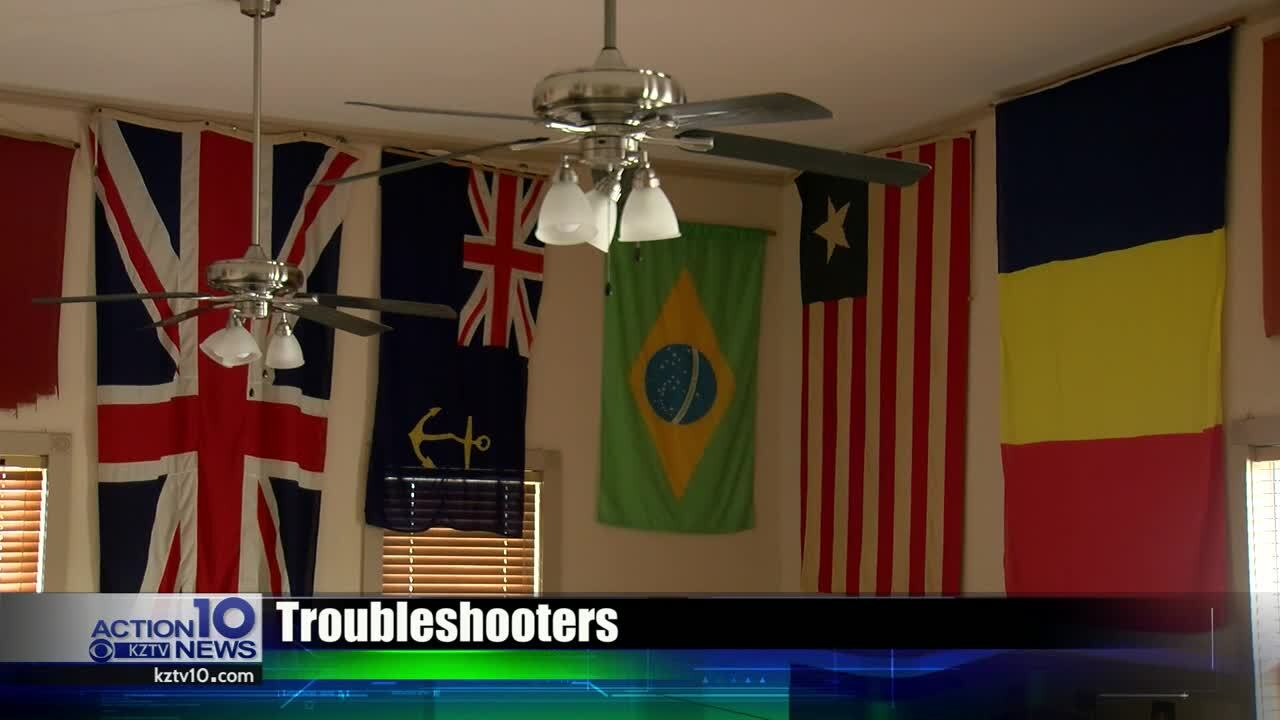 Troubleshooters aims to help International Seamen's Center