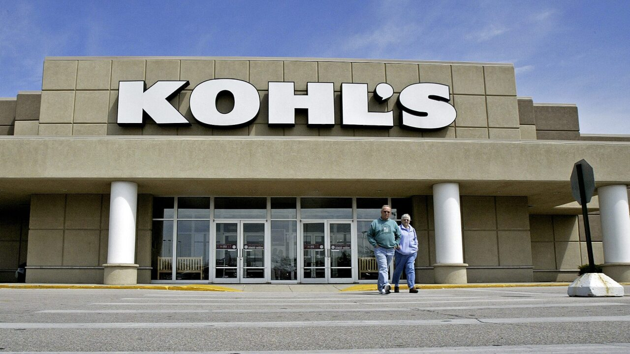 Kohl's dropping Black Friday deals throughout whole month
