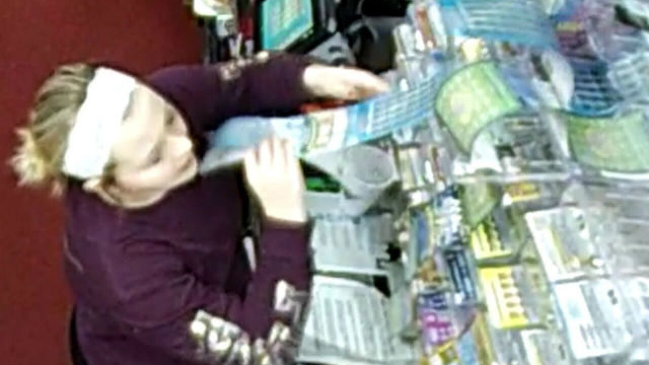 CALL 6: Lottery ticket thief pays up