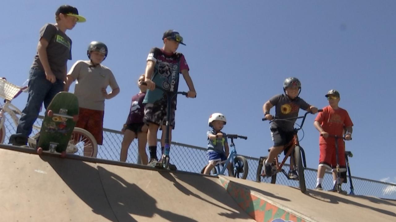 Gnarly: Red Lodge kids eager for Hellroaring Skatepark upgrade