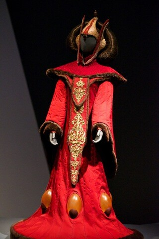 'Star Wars and the Power of the Costume' exhibit at the Denver Art Museum