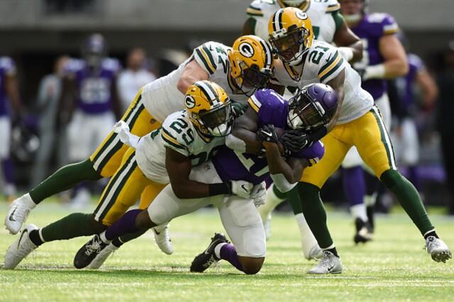 PHOTOS: Green Bay Packers vs. Minnesota Vikings