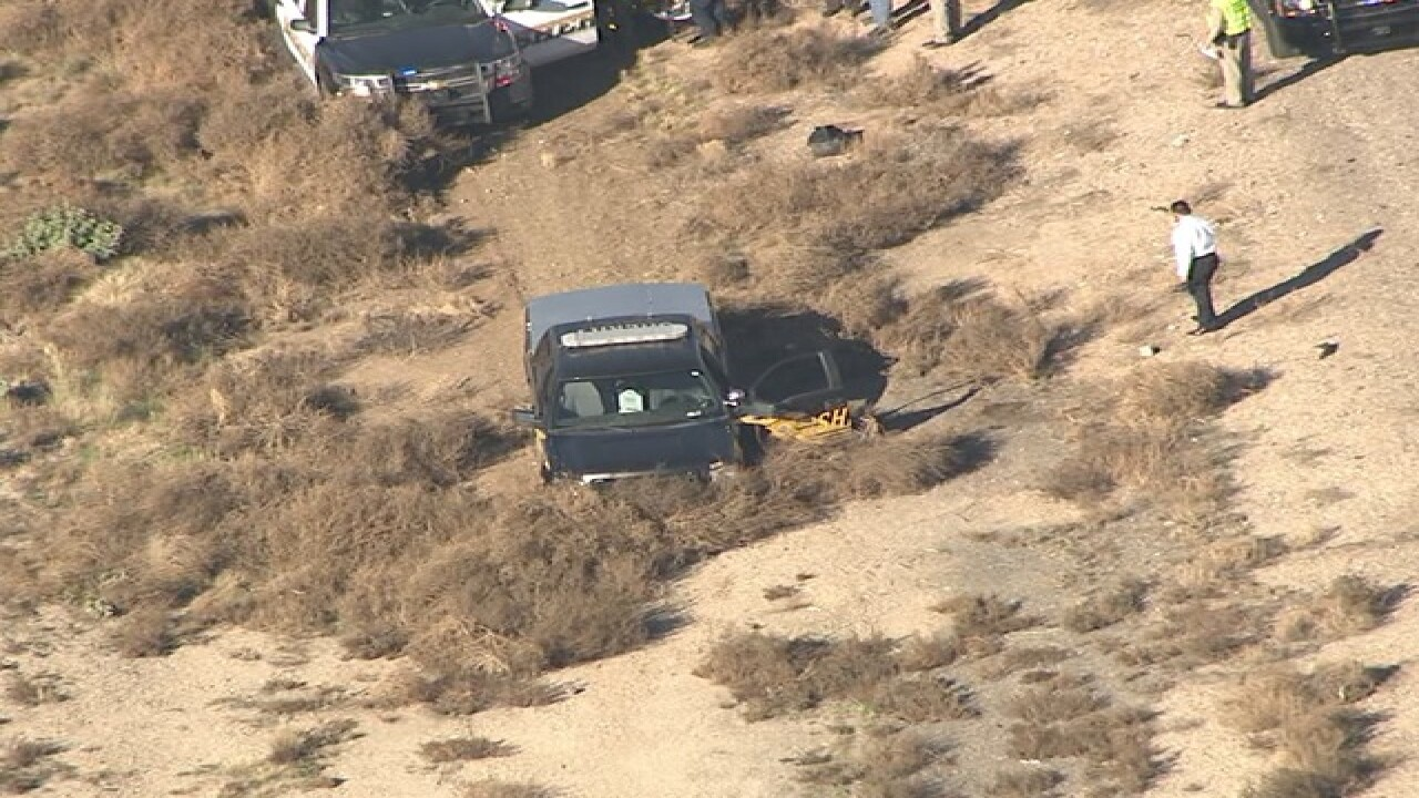 Naked woman in custody after stealing MCSO vehicle