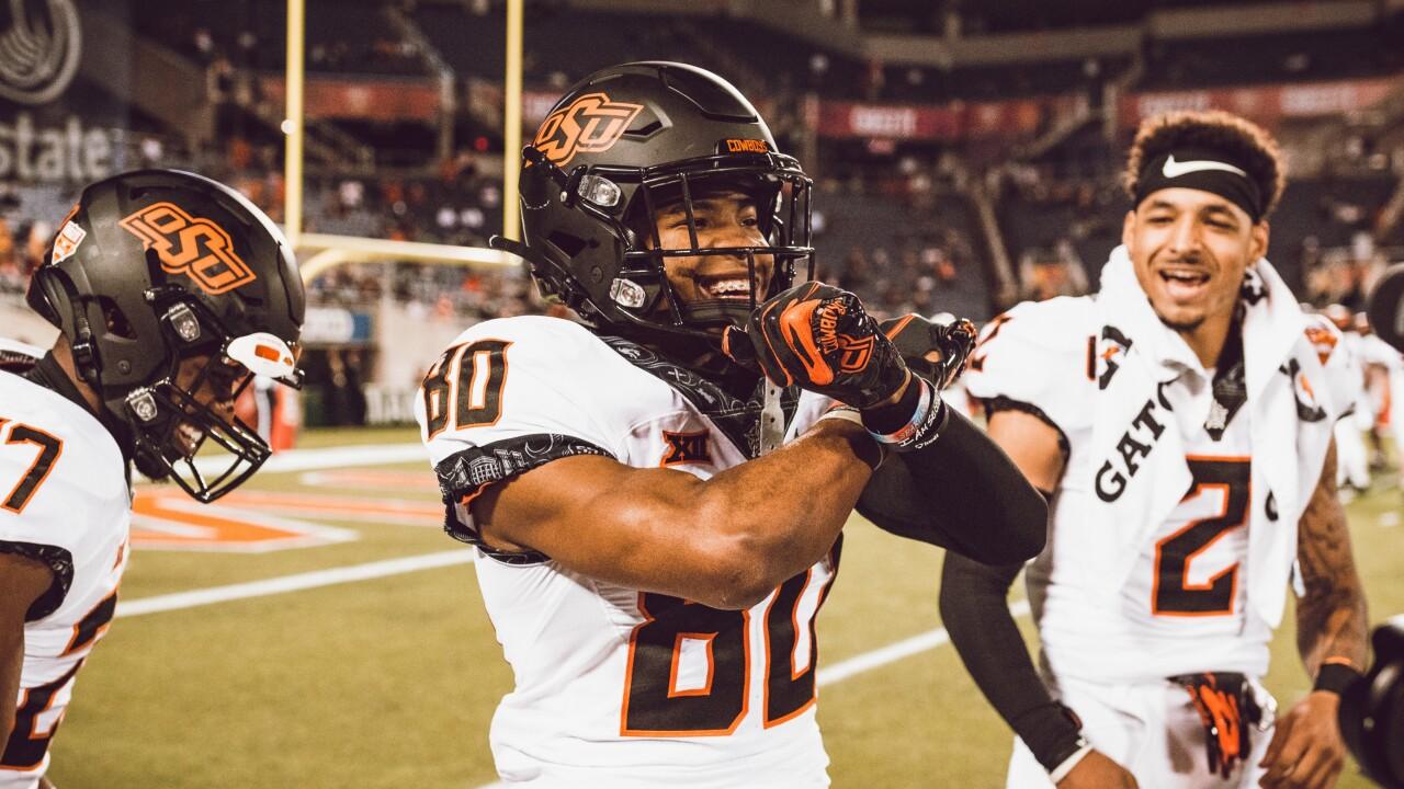 OSU wins Cheez-It Bowl