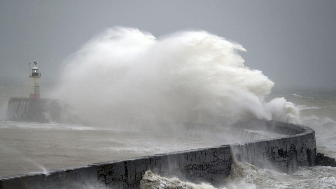 Britain Storm