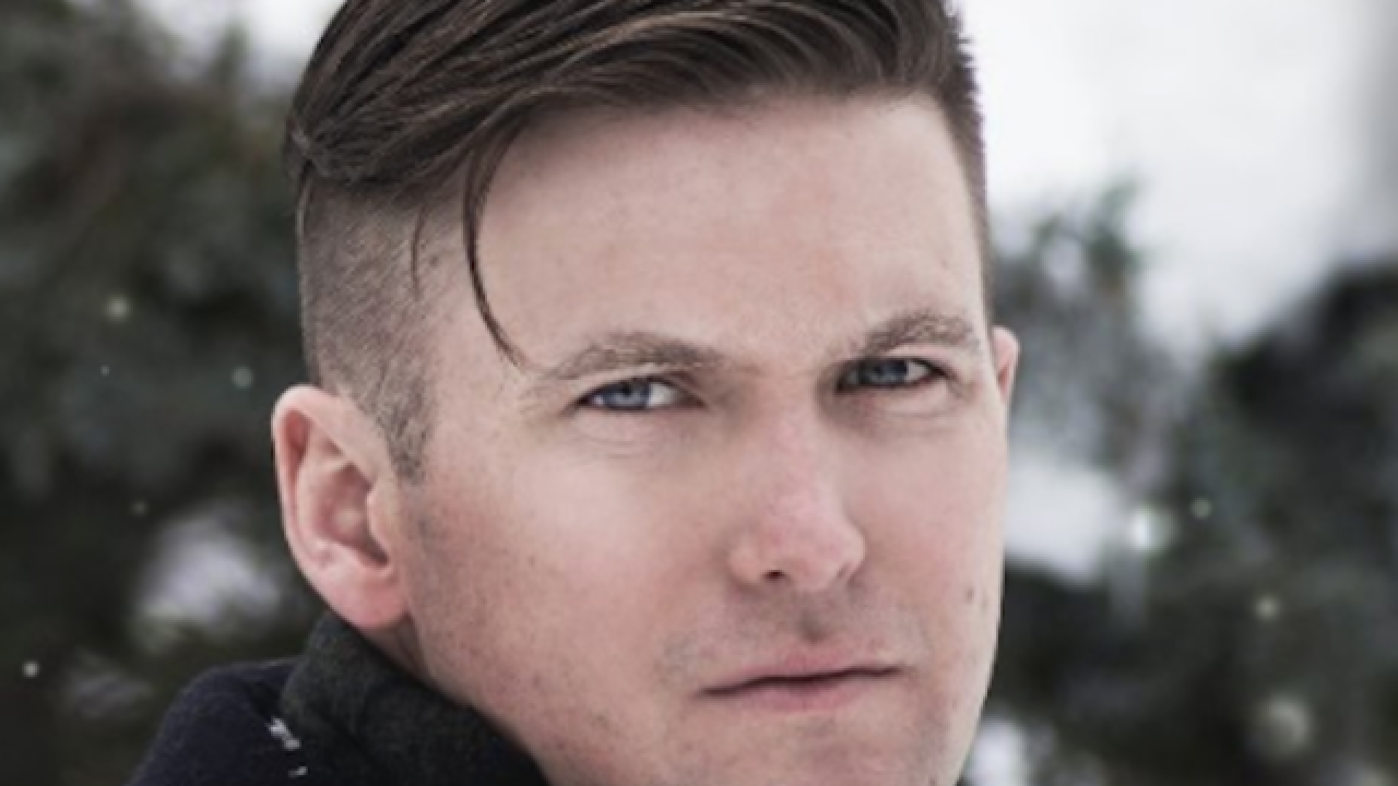 Richard Spencer, noted white nationalist, punched by protestor on Inauguration Day