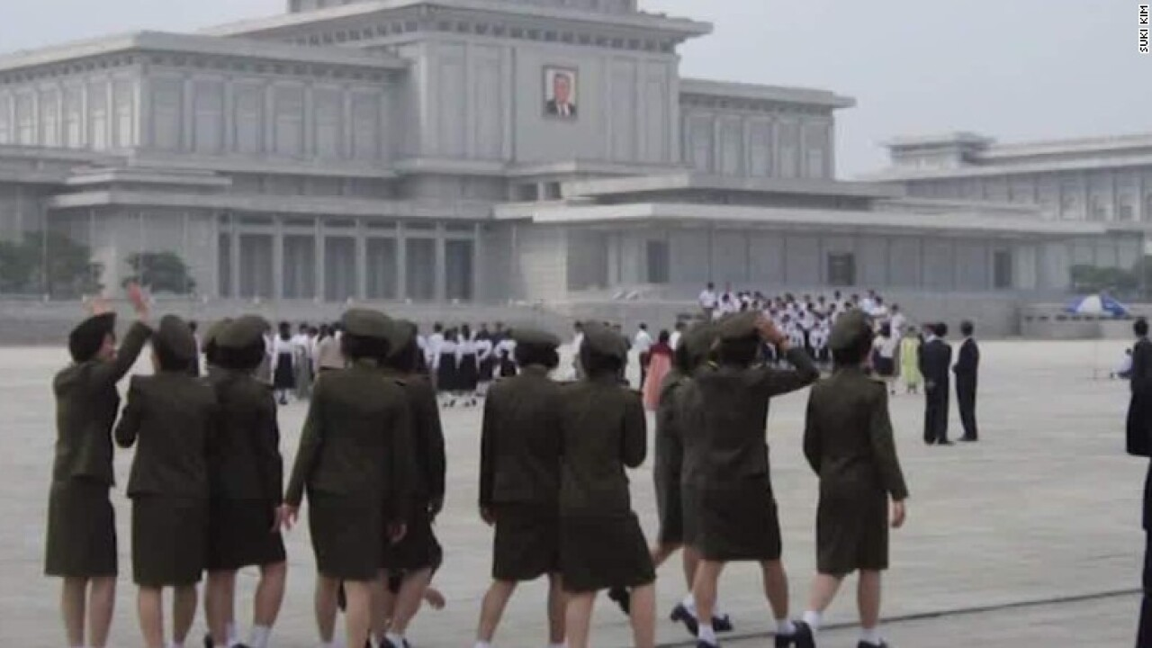 North Korea is 'a cult' to Kim Jong Un, undercover reporter says