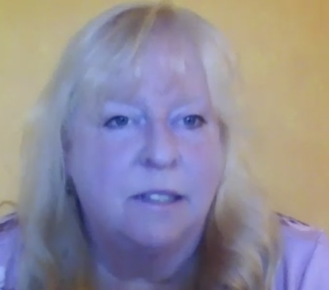 Marianne Halbert, NAMI Indiana's criminal justice director