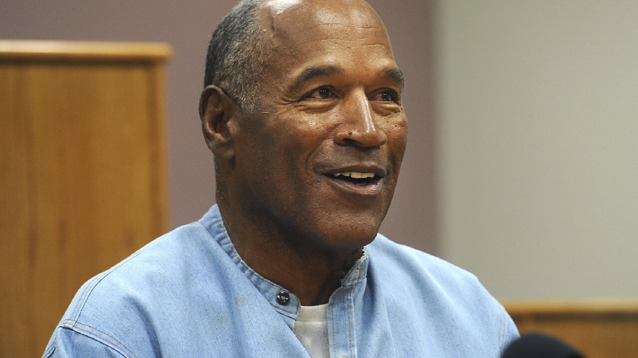OJ Simpson-Defamation Lawsuit