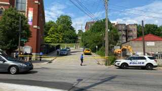 shooting in OTR ohio and mcmicken