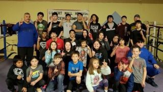 Blackfeet Boxing Club for kids needs help buying a van