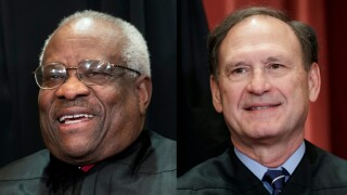 2 justices argue Supreme Court should 'fix' same-sex marriage decision