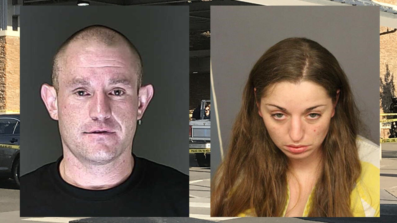 2 suspects arrested in Parker road rage shooting